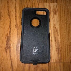 IPhone 7 or 8 Plus Black Otterbox